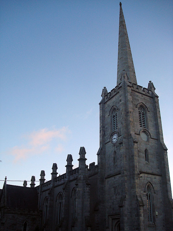 St. Philip and St. James Church Booterstown