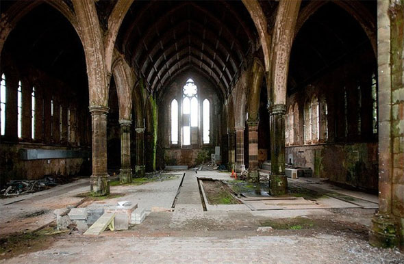 Carlisle Memorial Methodist Church, Belfast on World Monuments Fund list