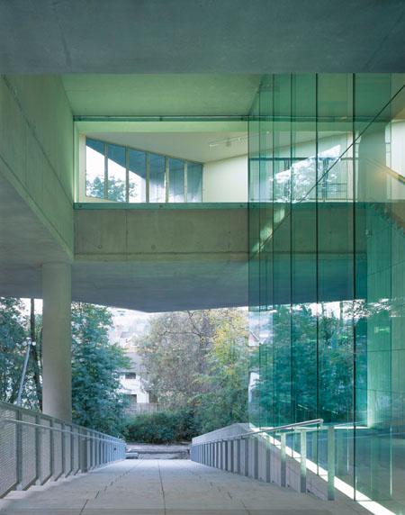 o u0026 39 donnell   tuomey  lewis glucksman gallery  university college cork - tesserae
