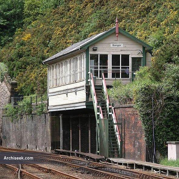 Bangor Signalbox