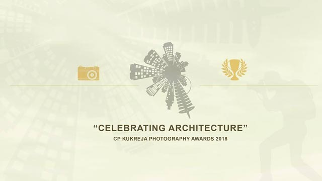 CP KUKREJA PHOTOGRAPHY AWARDS 2018 Archistudent