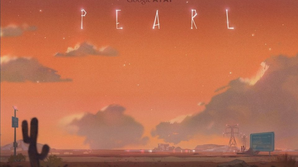 """Pearl"" VR Short Film Title"