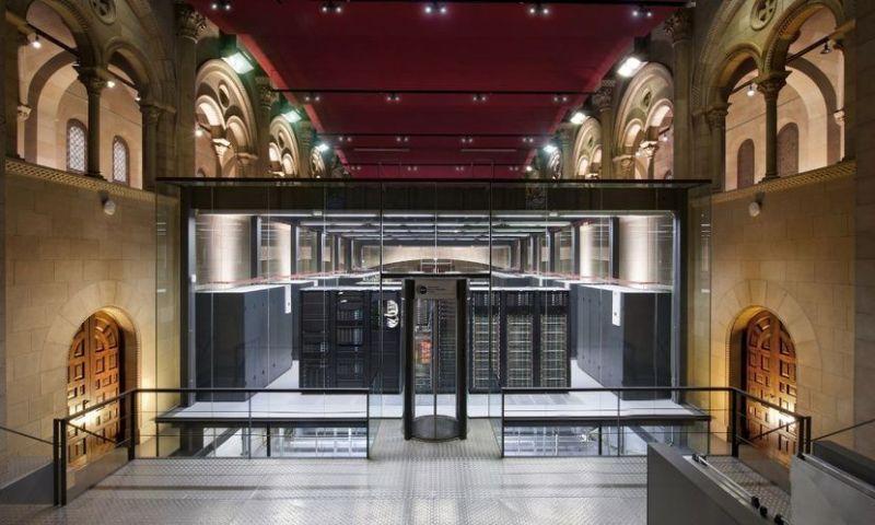 Marenostrum, supercomputador España-Europa