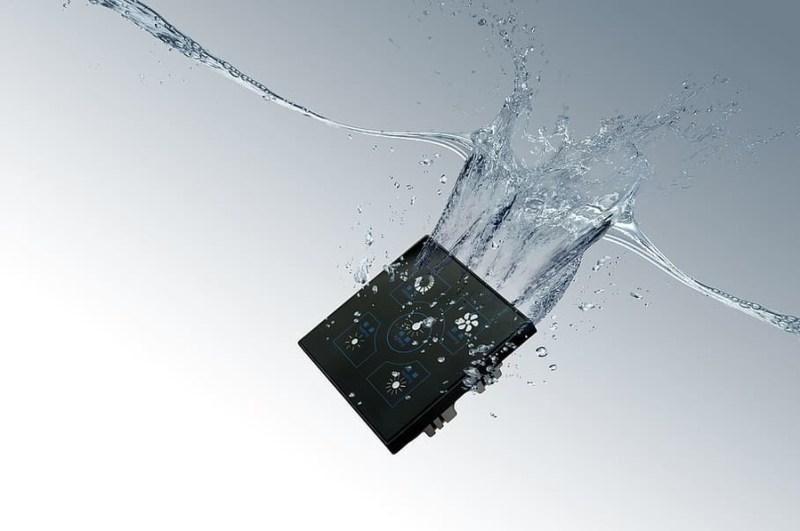 circuito en agua