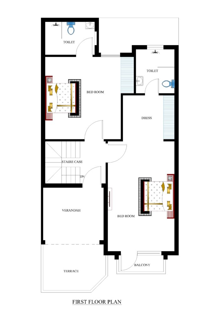 10 10 Bedroom Layout