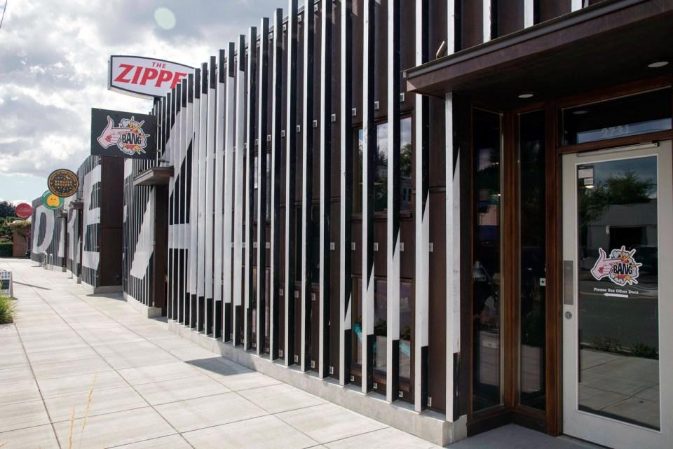 The Zipper | Guerrilla Development | Architect & Developer | Architect as Developer | Architect Developer