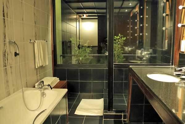 ヘリタンスカンダラマ|ラグジュアリールーム(バスルーム・バスタブ付き)