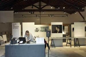カップマルタンの休暇小屋のビジターセンター/ル・コルビュジエ建築/フランス