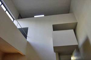 ラ・ロッシュ=ジャンヌレ邸の内部 ル・コルビュジエ建築 フランス(パリ)