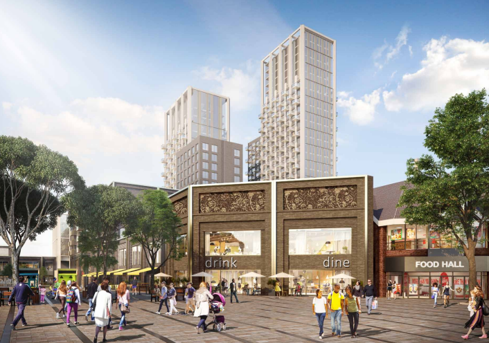 The Mall – Public Consultation