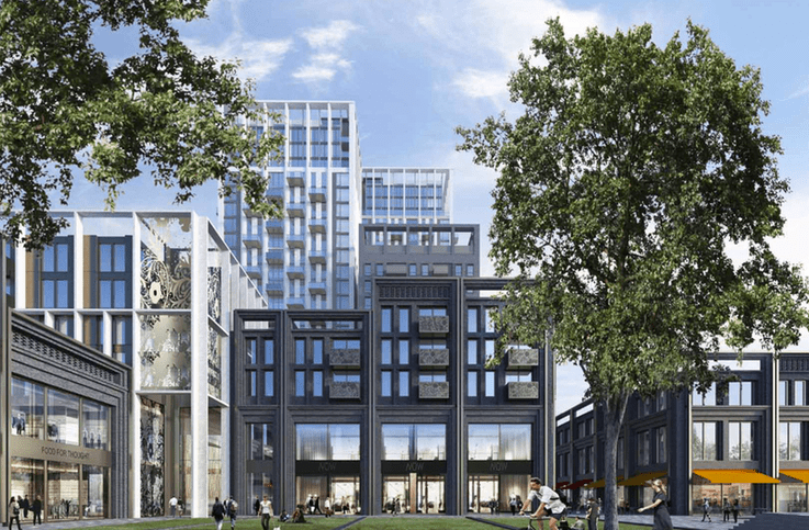The Mall planning application – objection by AE17