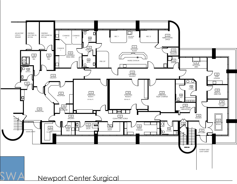 Newport Center Surgical