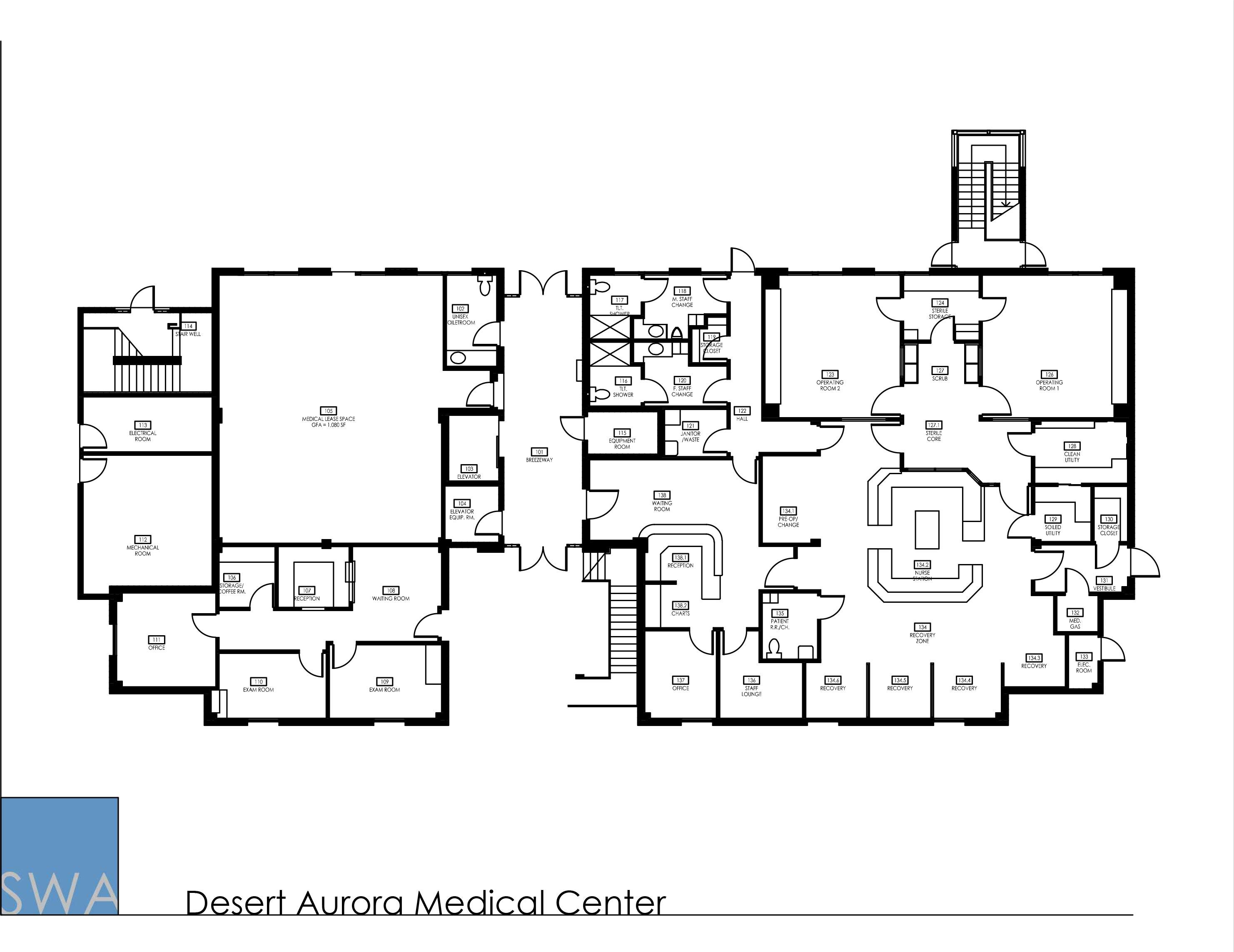 Desert Aurora Medical Center