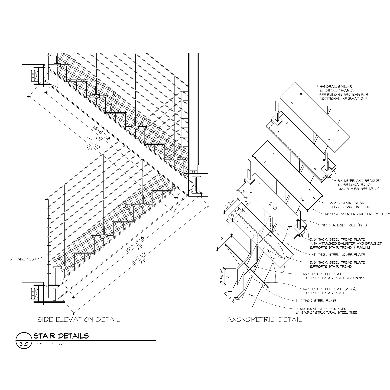 Architect S Trace