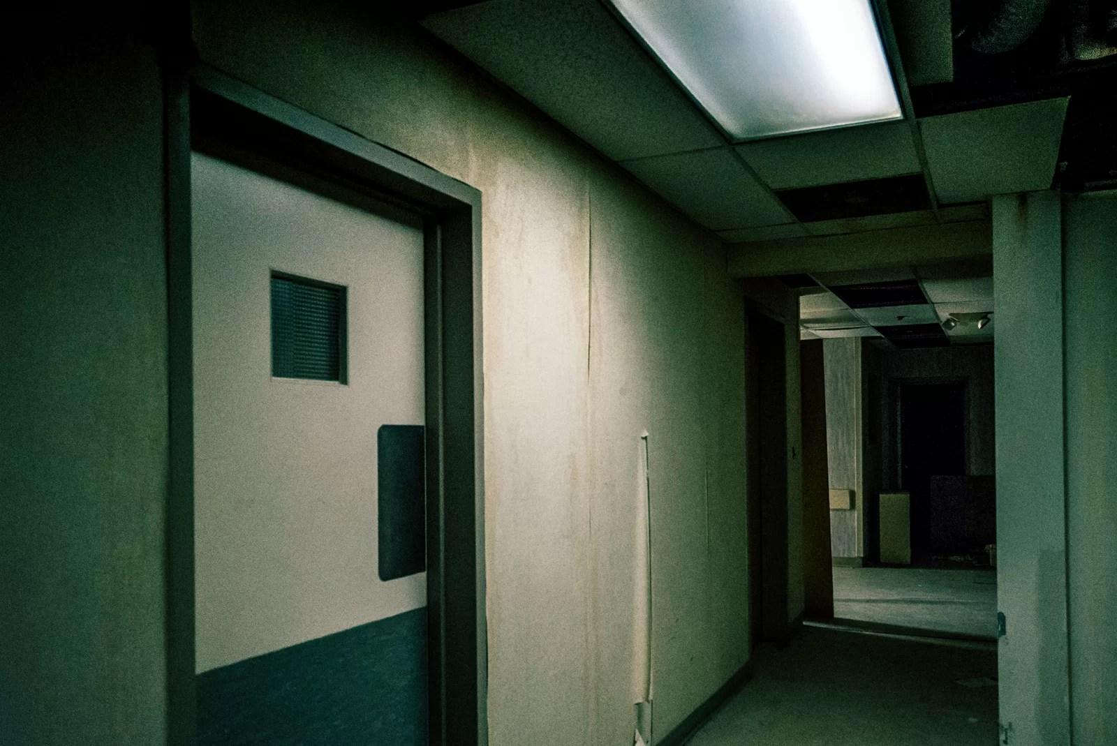 The Abandoned St  Joseph Hospital of Lorain Ohio