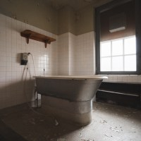 Empty Halls Of Pennsylvania's Laurelton State Village Hospital