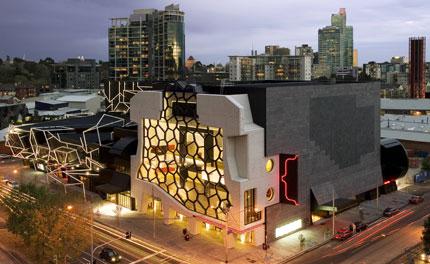Melbourne Recital Centre (photo © Peter Glenane/Major Projects Victoria 2008)