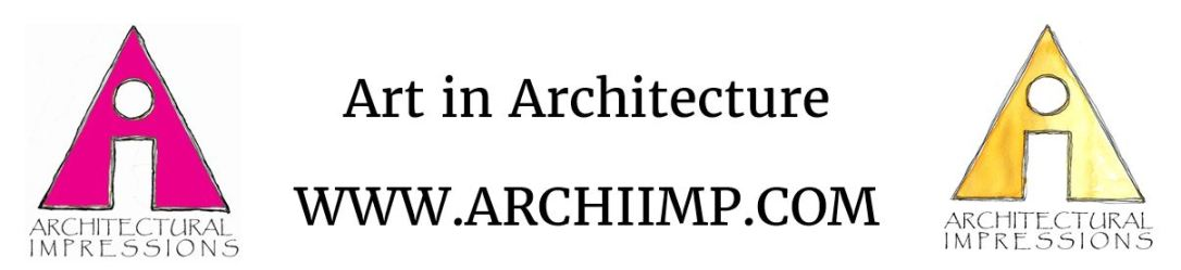 art in architcture logo