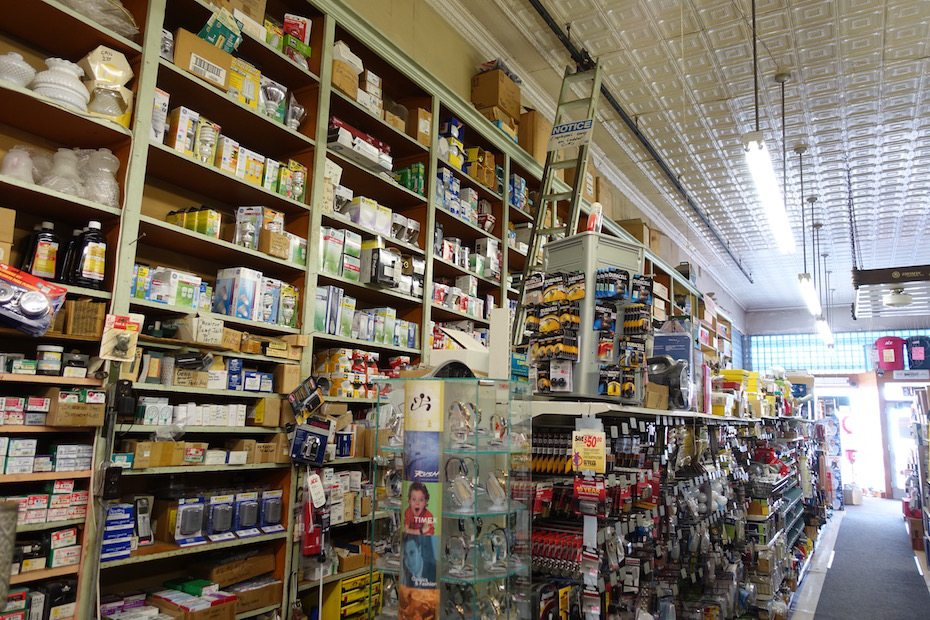 A Trip to 135-Year-Old Lord's Hardware
