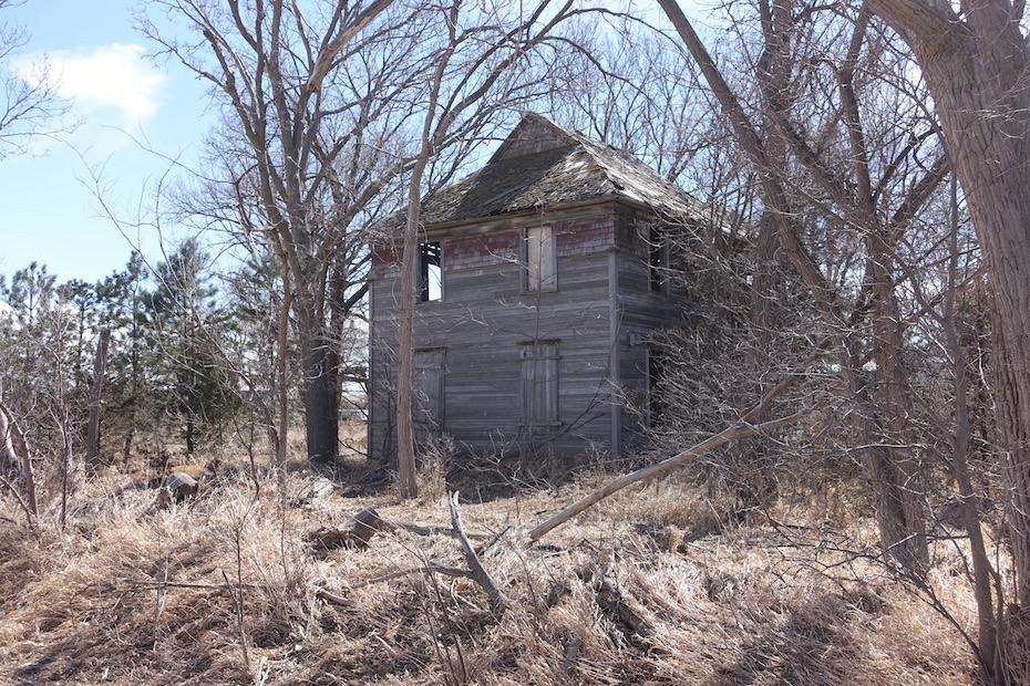 Five Haunting Abandoned Houses