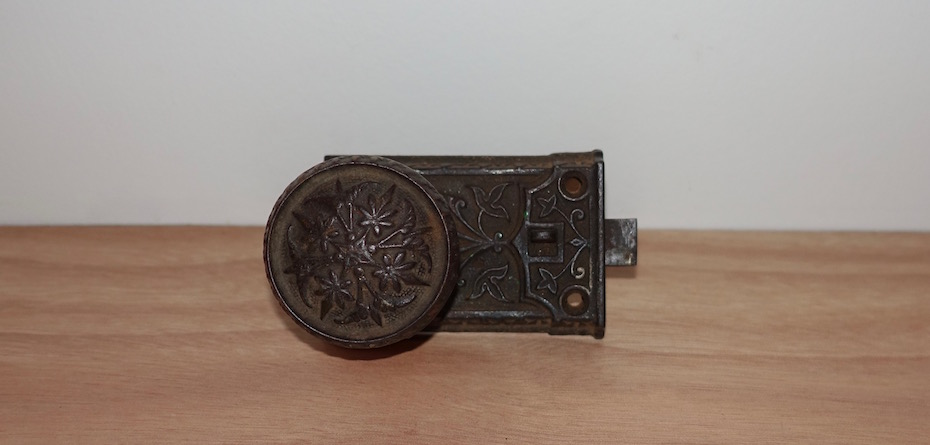Door Hardware, Part Two: 1850 to 1900