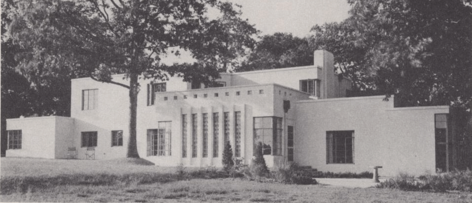 Iowa's Concrete Houses of the 1930's