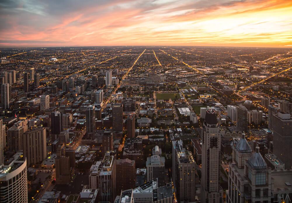 chicago-sunset-skydeck