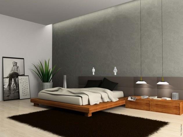 Minimalist Modern Bedroom Designs Novocom Top