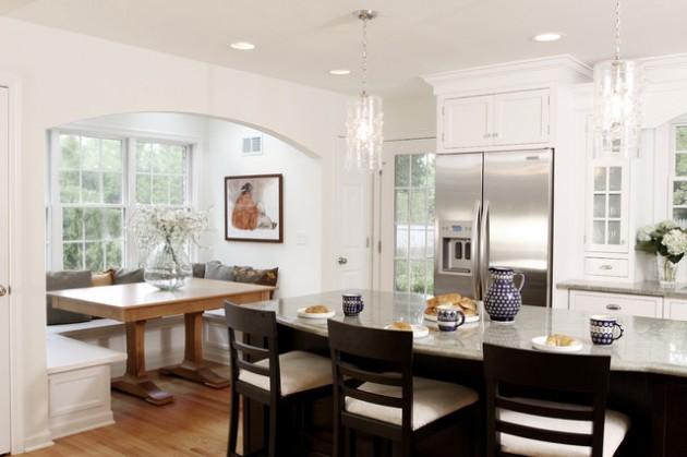 Breakfast Bar Small Kitchen Island Ideas With Seating Novocom Top