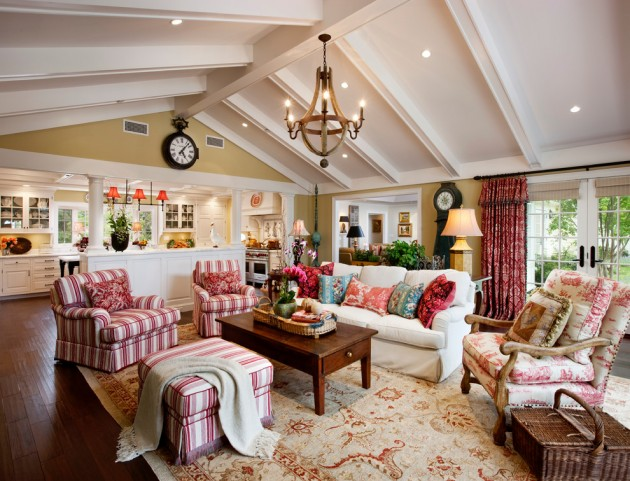 15 Timeless Traditional Family Room Designs Your Family