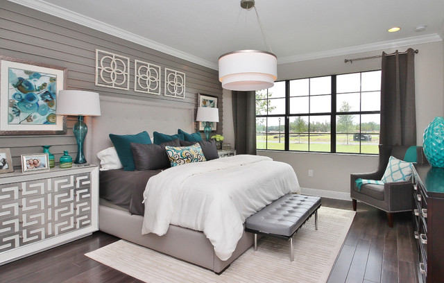 15 Fantastic Transitional Bedroom Designs You're Going To