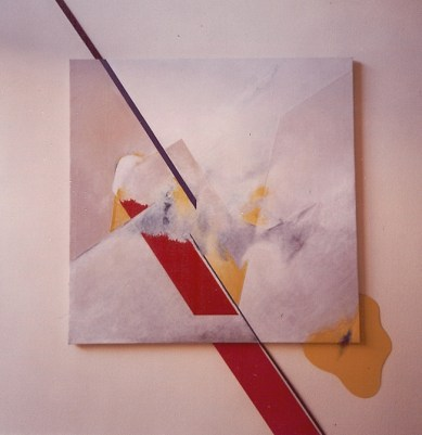 White and Red.Diagonals
