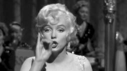 """Marilyn Monroe in """"Some Like It Hot"""" (1959)"""