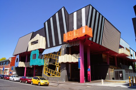 ARM Architecture, Southbank Theater, Melbourne