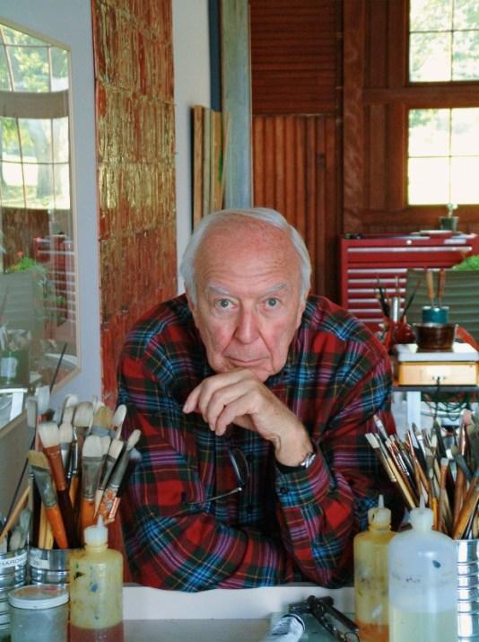 Jasper Johns - Photo: John Lund