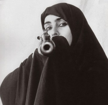 Photo: Shirin Neshat
