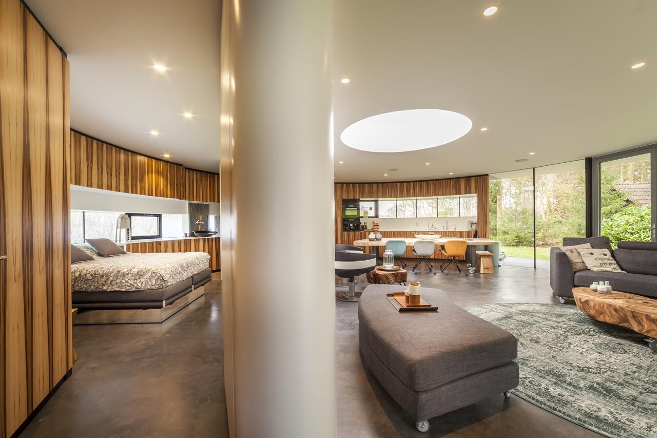 Round House Design A Dog Friendly Home By 123DV