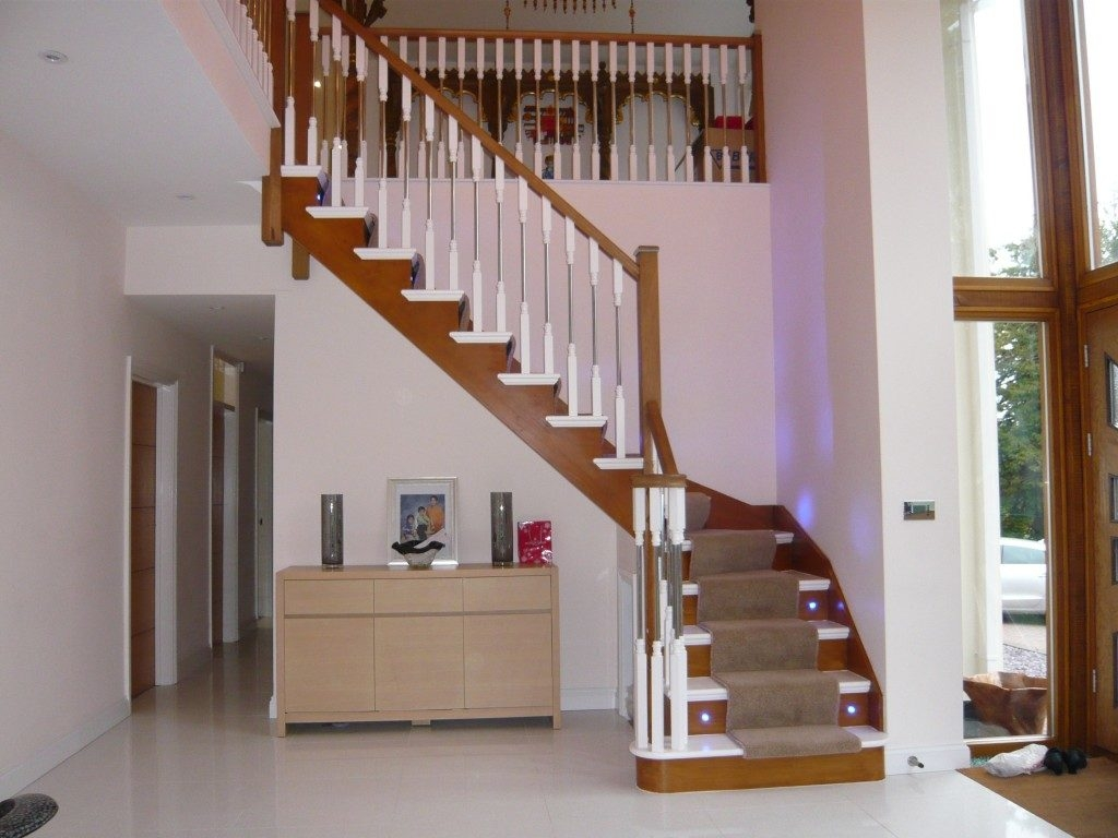 Staircase With Landing An Architect Explains Architecture Ideas | Double L Shaped Staircase Design | Limited Space | Space Saving Stair | Inner Staircase | Traditional | 90 Degree