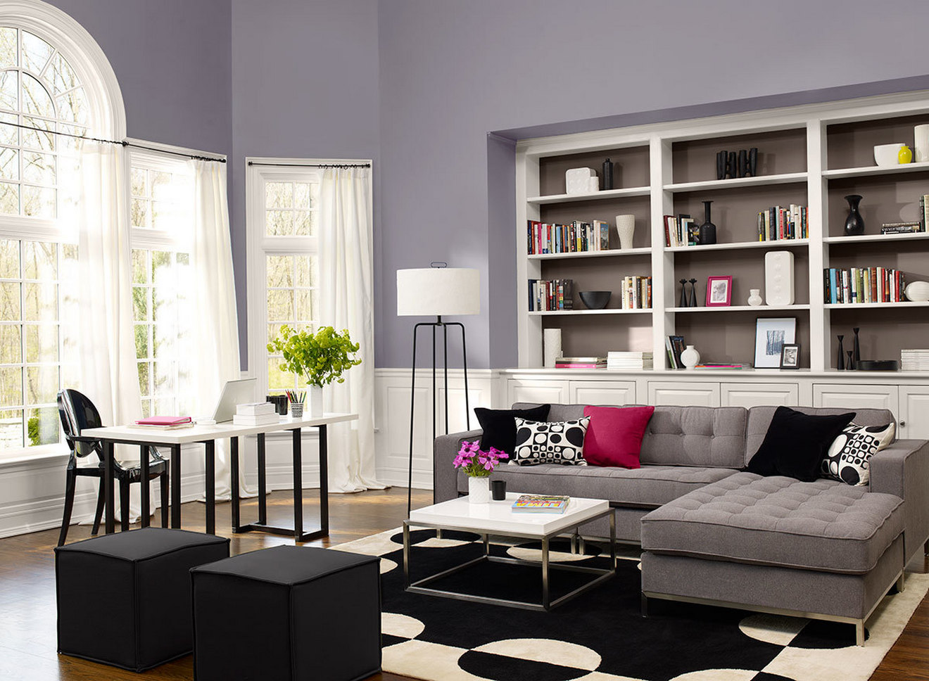 Beautiful Grey White Combination Living Room Paint Ideas 2017 With Amazing Top Living Room Colors And Paint Ideas Architecturein