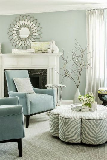 Chalky White Colors Living Room Paint Color Ideas Benjamin Moore