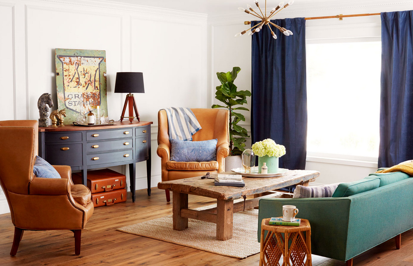 Modern Country Living Room Decorating Ideas Cottage Laundry
