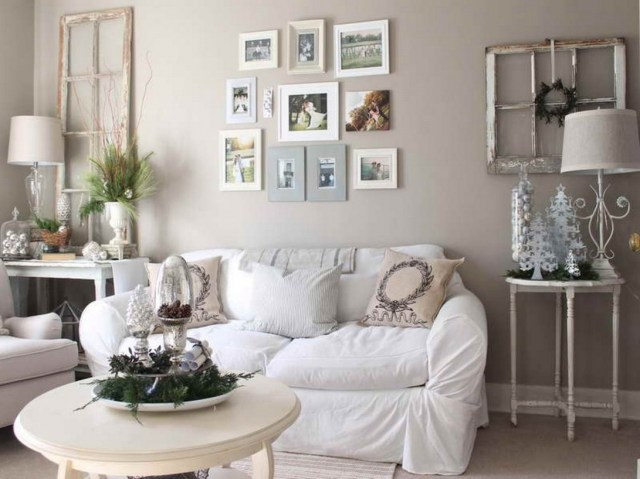 Modern Home Decorating Ideas For Alluring Small Living ...