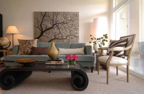 Simple Wall Art Paintings For Living Room Design Ideas