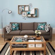 Wall Living Room Decorating Ideas With Rack Awesome Wall Decor Ideas For Living Room