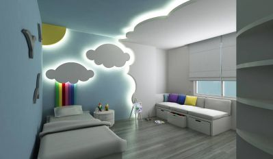 Creative Children's Room Design Ideas And Unique (25)