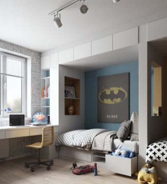Creative Children's Room Design Ideas And Unique (90)