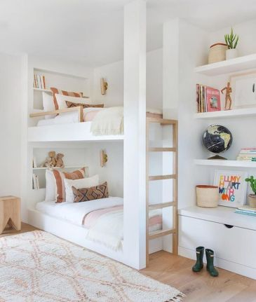 Creative Children's Room Design Ideas And Unique (97)