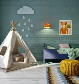 Creative Children's Room Design Ideas And Unique (98)