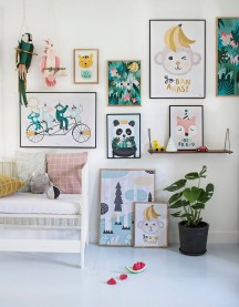 Creative Children's Rooms Design Ideas And Unique (106)