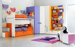 Creative Children's Rooms Design Ideas And Unique (113)